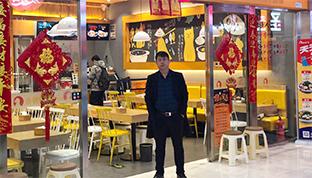 北京呼家楼:酸菜鱼米饭,干掉附近餐饮店