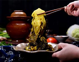 老坛陈酸菜