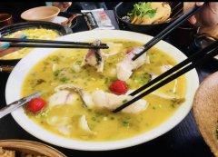 京城探店好吃到让你流泪的酸菜鱼